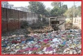 कानपुर में कूड़ा कचरा एक बड़ी समस्या