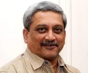 मनोहर पार्रिकर गोवा के मुख्यमंत्री नियुक्त