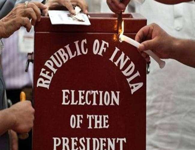 राष्ट्रपति चुनाव : कमांडो सुरक्षा में आज मतदान करेंगे यूपी के माननीय