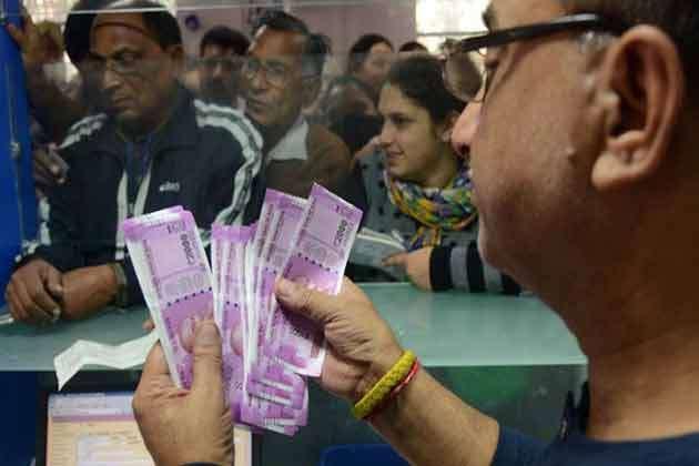 जन-धन खातों में जमा रकम का आंकड़ा 64,564 करोड़ रुपये तक पहुंचा