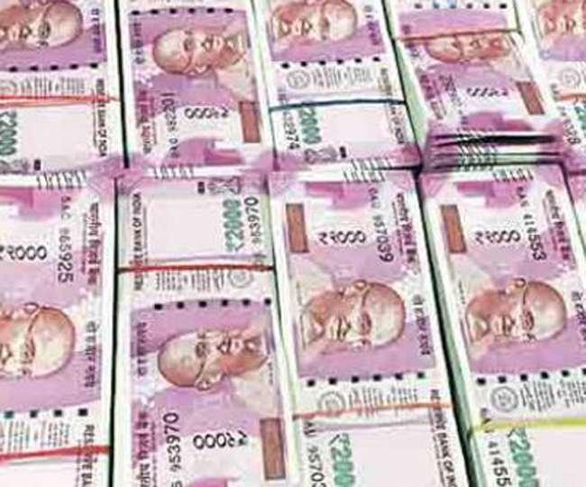 कुशीनगर में पकड़ा गया जाली नोटों का छापाखाना, 34800 की करेंसी बरामद