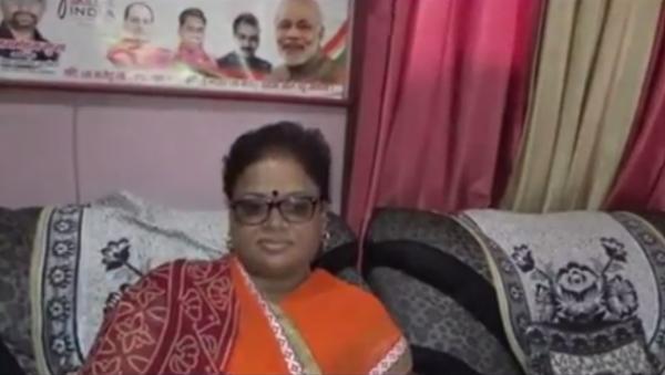 बहन-बेटी की रक्षा करना अपराध है तो यह अपराध हर बार करुँगी: बीजेपी नेत्री