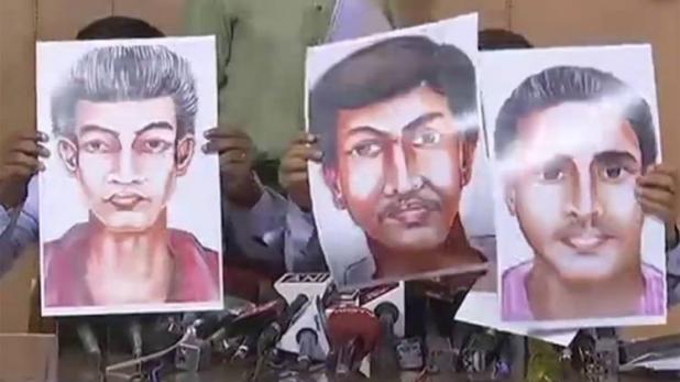 गौरी लंकेश मर्डर केस में पुलिस SIT प्रमुख ने 3 स्केच किया जारी लोगों से मांगी मदद