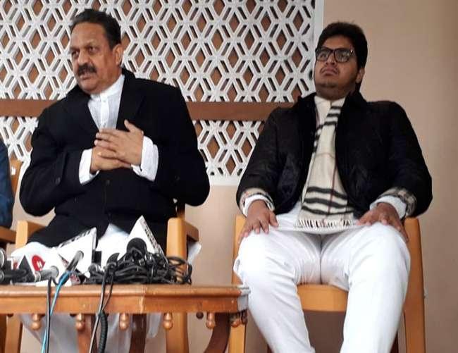 पूर्व सांसद अफजाल का योगी आदित्यनाथ सरकार पर गंभीर आरोप