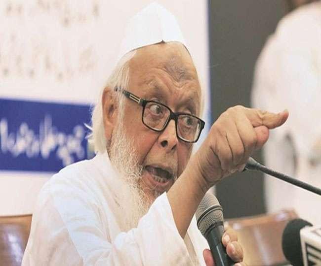 जमीयत उलमा-ए-हिंद के राष्ट्रीय अध्यक्ष मौलाना अरशद मदनी ने कहा लाउडस्पीकर पर पाबंदी मजहब में हस्तक्षेप नहीं