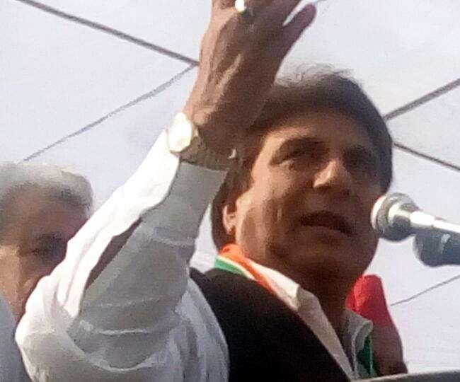 कांग्रेस का वार्ड स्तर पर भंडाफोड़ अभियान भाजपा विरोधी मुहिम : राजबब्बर