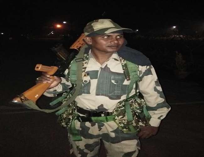 सहारनपुर के बीएसएफ जवान ने दी धमकी, न्याय न मिला तो बन जाएगा पानसिंह तोमर