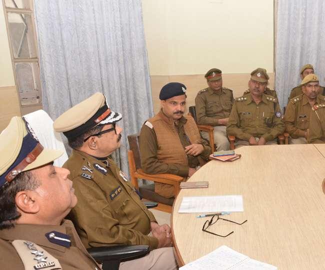 सरकार से फ्री हैंड मिला है तो बदमाशों पर टूट पड़ो : डीजीपी