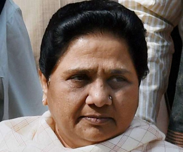 भाजपा मध्य प्रदेश विधानसभा चुनाव में कर सकती धांधली : मायावती