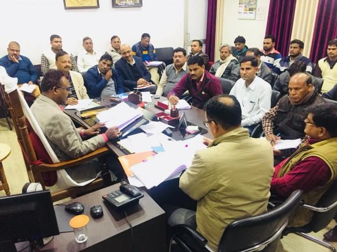 अलीगढ़ मे पिंक टॉयलेट की कवायद शुरू नगर आयुक्त ने निर्देश दिये