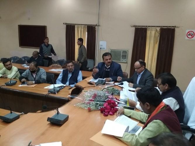 रायबरेली-जनपद में अल्पसंख्यकों को सरकार द्वारा संचालित विभिन्न योजनाओं में मिले लाभः-गैरूल हसन रिज़वी