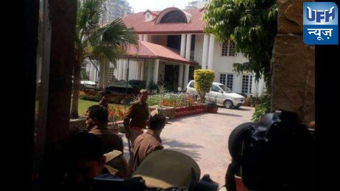 विक्रम कोठारी के कानपुर स्थित घर दफ्तर में सीबीअाई छापेमारी, अायकर टीम भी पहुंची