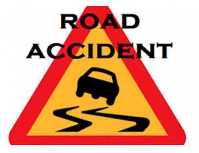 कानपुर  सड़क दुर्घटना में रिटायर्ड फौजी की दर्दनाक मौत
