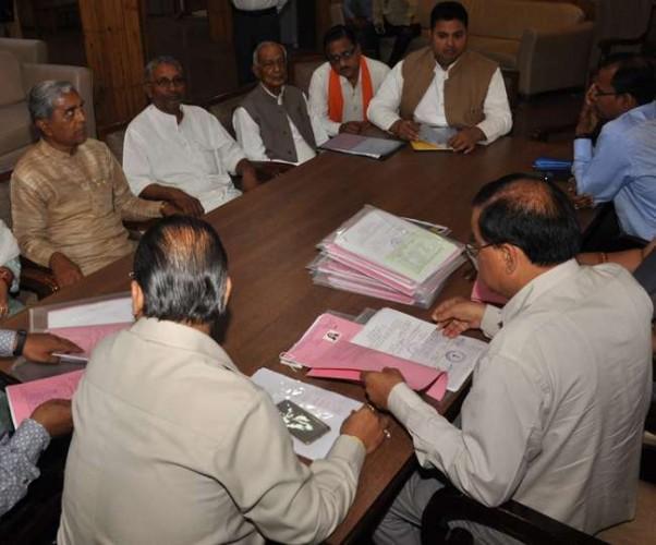 UP Rajyasabha : जनसंघ के महेश चंद्र शर्मा का पर्चा खारिज, अब 13 उम्मीदवार