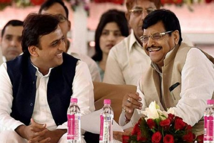 विधायक हैं शिवपाल यादव, 2022 में चाचा को दूंगा राज्यसभा का टिकट: अखिलेश