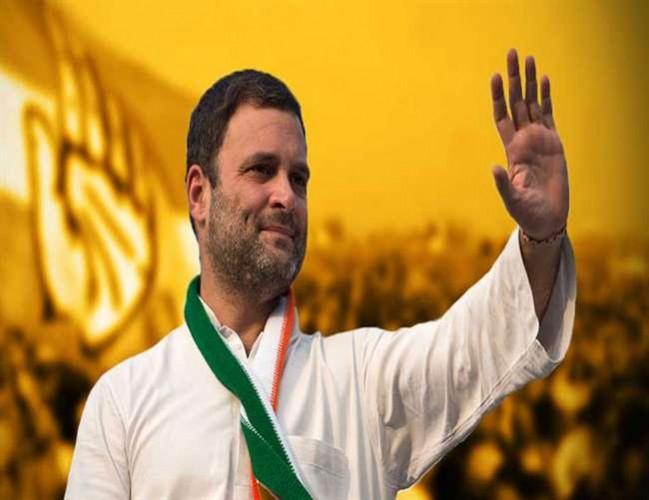 कांग्रेस अध्यक्ष राहुल गांधी कल से दो दिन के अमेठी दौरे पर