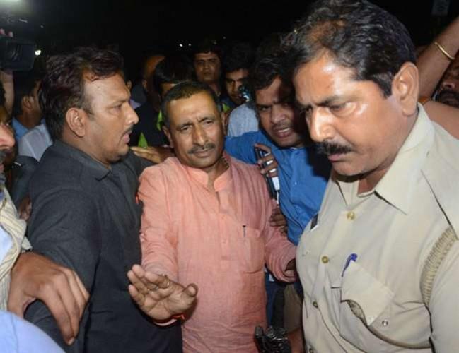 BJP विधायक कुलदीप सिंह सेंगर को आज उन्नाव लेकर जाएगी सीबीआई की टीम