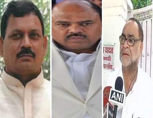 BJP ने सपा व बसपा के बागी नेताओं को दिया रिटर्न गिफ्ट