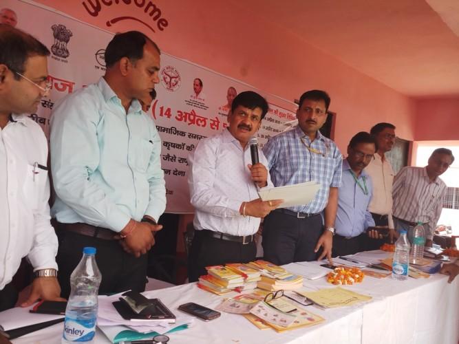 अलीगढ़ मे बाढ़ स्टीयरिंग ग्रुप की बैठक 18 अप्रैल को