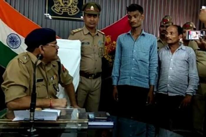 पीलीभीत पुलिस ने  गैंगरेप और हत्या मामले में किया खुलासा, दो गिरफ्तार
