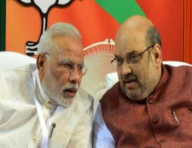 वाराणसी में 30-31 को पीएम नरेंद्र मोदी की मौजूदगी में चुनावी बिगुल फूकेंगे अमित शाह