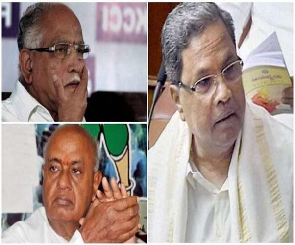कर्नाटक में भाजपा को सरकार बनाने से रोकने के लिए कांग्रेस की कैमिस्ट्री गलत साबित हुई