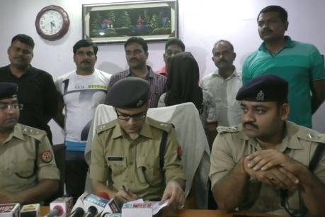 गोरखपुर पुलिस ने किया आरती हत्याकांड का खुलासा, प्रेमी निकला कातिल