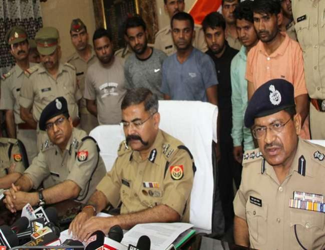 सहारनपुर की भीम आर्मी विधायक की हत्या करना चाहती थी