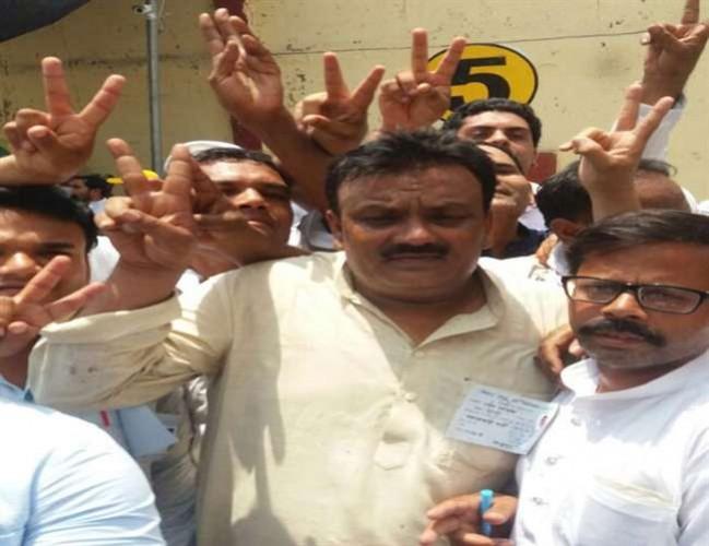 समाजवादी पार्टी के नईम उल हसन का नूरपुर में जीत का सेहरा