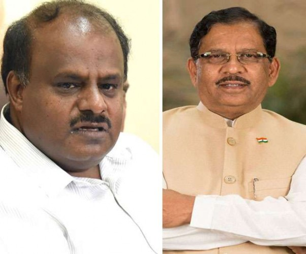 कर्नाटक में जदएस को वित्त और कांग्रेस को गृह मंत्रालय पर सहमति