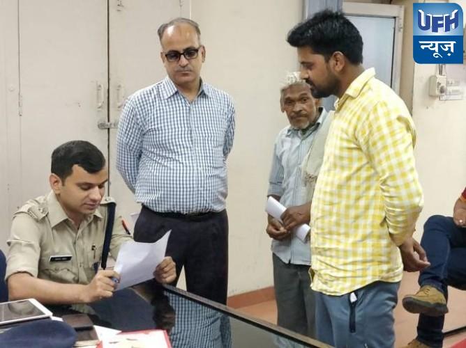 मेरठ एसएसपी कार्यालय में अजीबोगरीब मामला सामने आया एक युवक ने हाथ जोड़कर कहा' साहब! घर जमाई न बनने पर जेल भिजवाने की धमकी दे रही है सास