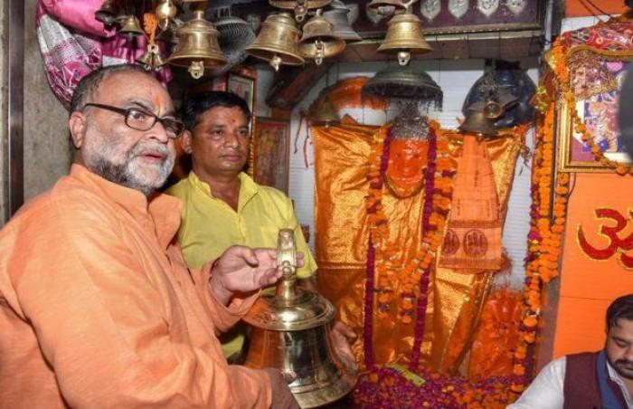 लखनऊ में बीजेपी एमएलसी बुक्कल नवाब बोले- अयोध्या में राम मंदिर बनाने के पक्ष में है शिया समाज