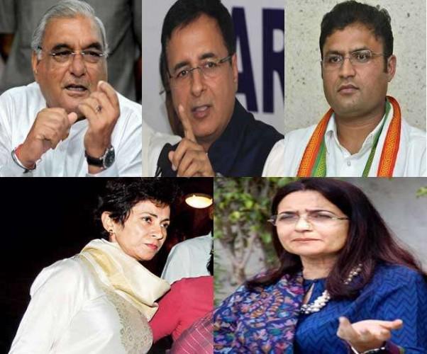 सैलजा की राजस्थान में एंट्री से हरियाणा में अध्यक्ष पद के लिए बढ़ी खींचतान