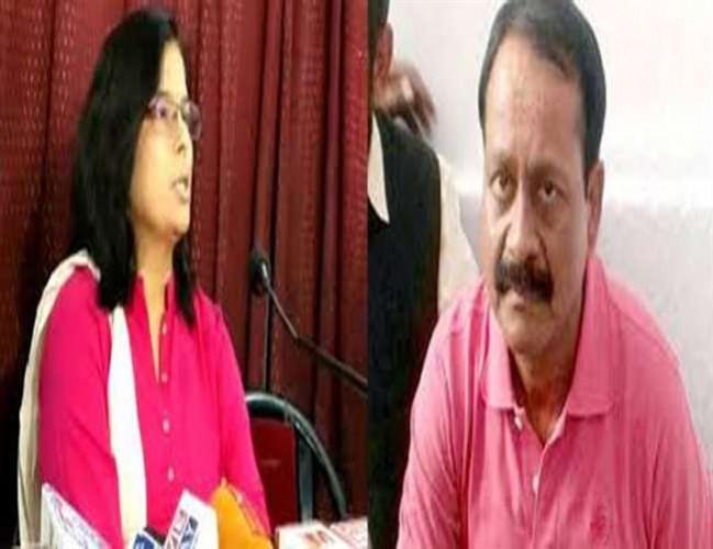 धनंजय के साथ मनोज सिन्हा व अलका राय ने कराई पति का हत्या मुन्ना बजरंगी की पत्नी का आरोप