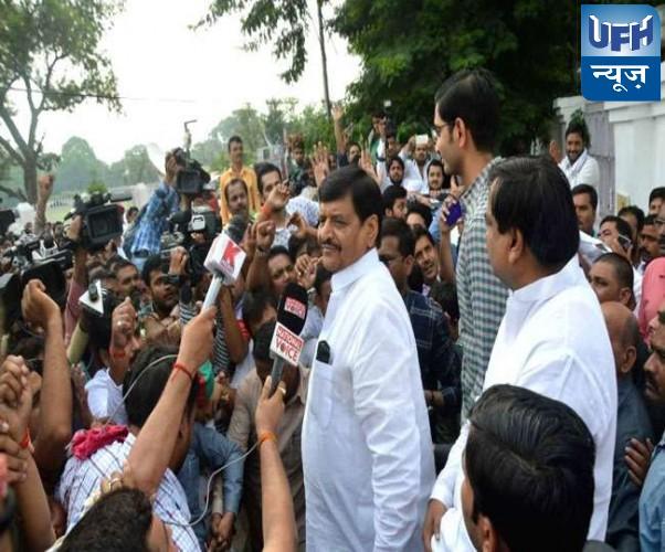 शिवपाल सिंह यादव ने कहा मुख्यमंत्री ईमानदार पर बाकी मंत्री व अफसर भ्रष्टाचार में डूबे