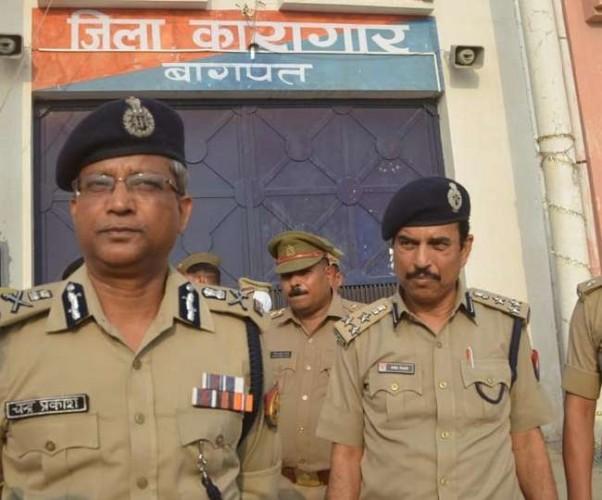 एडीजी ने मुन्ना बजरंगी मामले मे सुनील राठी से की घंटों पूछताछ