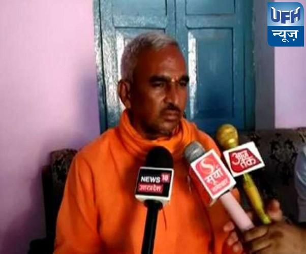 भाजपा विधायक सुरेंद्र सिंह ने एक बार फिर विवादित बयान दिया सुनील राठी को बताया भगवान, कहा कर दिया अत्याचारी का अंत