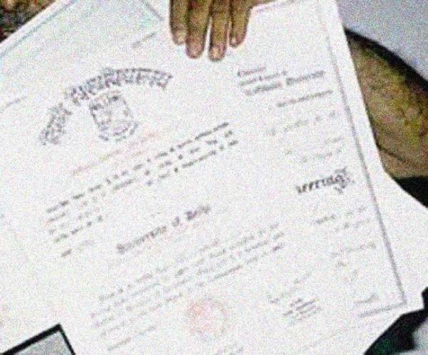 अब महिला कल्याण विभाग में सेक्शन ऑफिसर का नियुक्ति पत्र फर्जी निकला, मुकदमा दर्ज