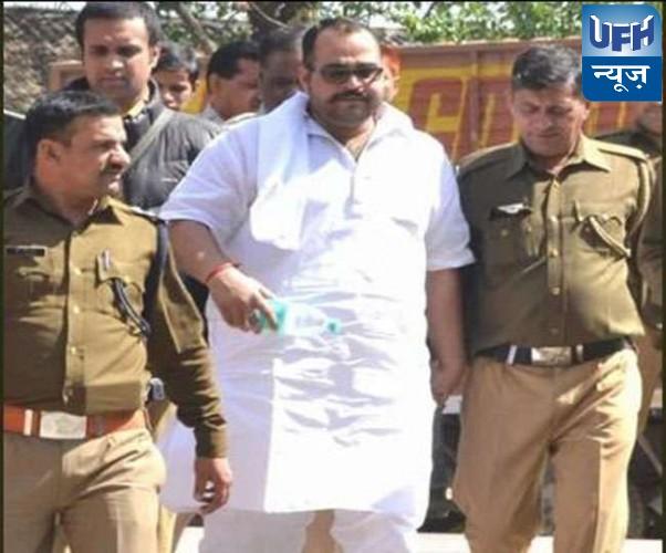 अब फतेहगढ़ सेंट्रल जेल आते ही सुनील राठी की अधिकारियों से झड़प