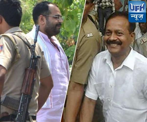 देर रात फतेहगढ़ सेंट्रल जेल सुनील राठी को कड़ी सुरक्षा में लाया गया