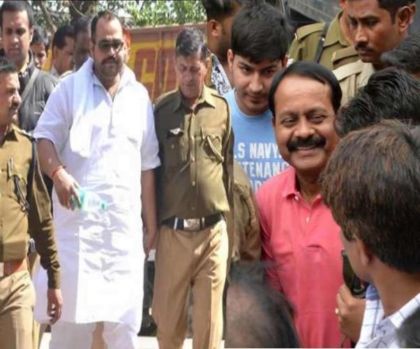 फतेहगढ़ सेंट्रल जेल में बंद राठी की वीडियो कांफ्रेंसिंग से पेशी