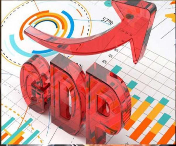 UP में सकल घरेलू उत्पाद और प्रति व्यक्ति आय में बढ़ोत्तरी