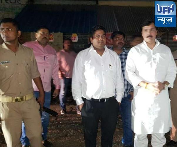 पूर्वांचल के माफिया डॉन मुन्ना बजरंगी की हत्या के मामले में जौनपुर के पूर्व सांसद धनंजय सिंह बयान दर्ज कराने खेकड़ा पहुंचे
