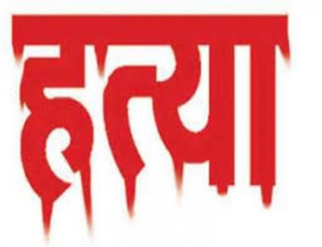 जिला हाथरस में स्कूटर से टक्कर लगने पर हिंदू युवा वाहिनी नेता की पीट-पीटकर हत्या