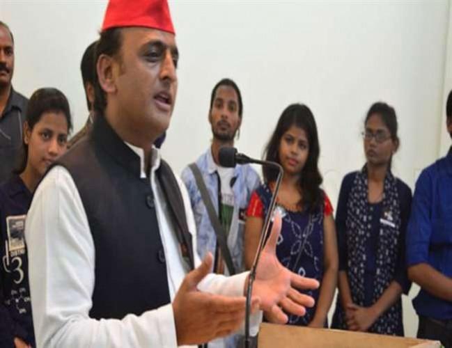 अखिलेश यादव ने 68500 सहायक शिक्षकों की भर्ती में गड़बड़ी को लेकर कहा युवाओं की जिंदगी से खिलवाड़ रही भाजपा सरकार
