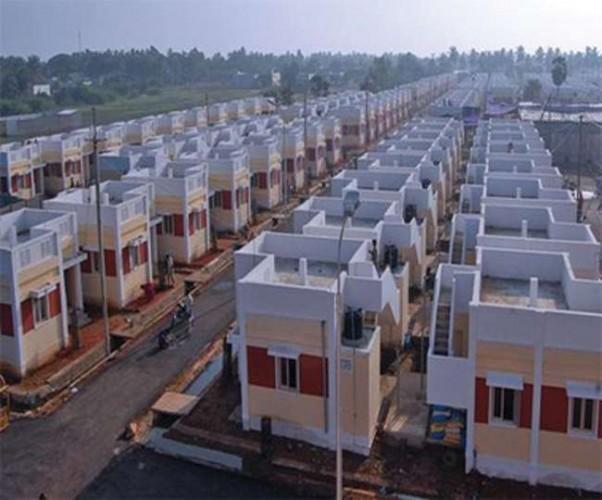 उत्तर प्रदेश गरीबों के लिए पक्के 'कागजी' मकान बनाने में सबसे आगे