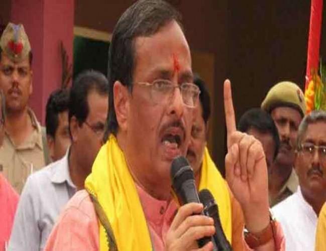 मीरजापुर में उप मुख्यमंत्री डॉ. दिनेश शर्मा करेंगे संगठन कार्यों की समीक्षा