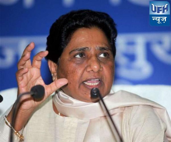 मायावती ने कहा कि मोदी जी को पीएम बनाने वाले उत्तर भारतीयों को गुजरात में बनाया जा रहा निशाना