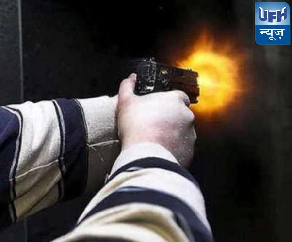 लखनऊ मे सहारागंज मॉल के बेसमेंट में फायरिंग, युवक को लगी गोली