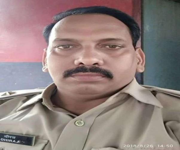 लखनऊ मे खुला रिश्वतखोर दारोगा का राज, एंटी करप्शन टीम ने किया गिरफ्तार